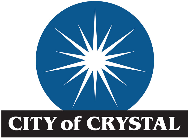 City of Crystal logo