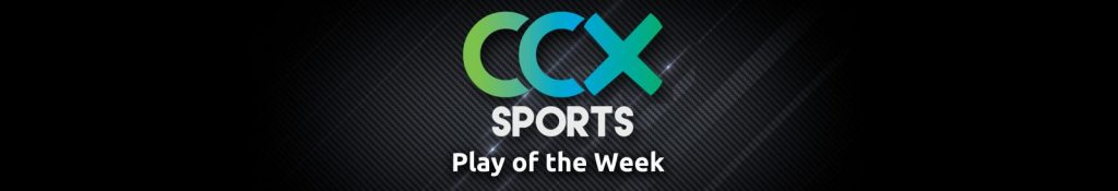 CCX Sports Play of the Week