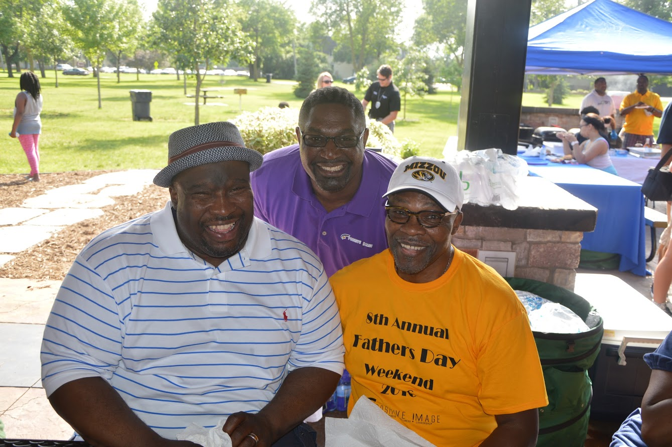 golfing event for dads