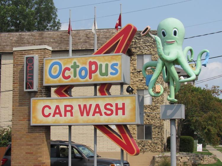 Former Octopus Car Wash