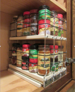 Vertical Spice Rack
