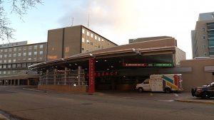 North Memorial Hospital Fight