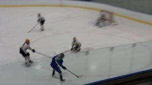 Breck girls hockey Blake