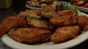 lookout chicken wings