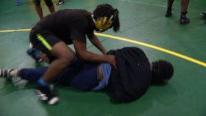 Park Center wrestling team