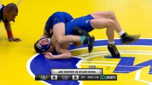Wayzata wrestling team