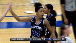 Wayzata Hopkins girls basketball
