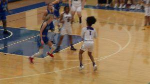 Brooklyn Center girls basketball