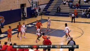 Cooper boys basketball