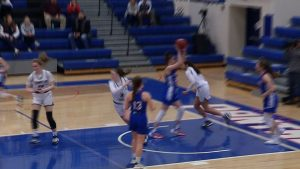 Champlin Park girls basketball