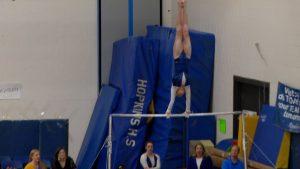 Wayzata gymnastics team