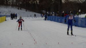 Section 6 Nordic ski