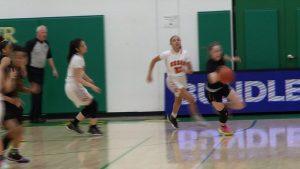 Park Center Osseo girls basketball