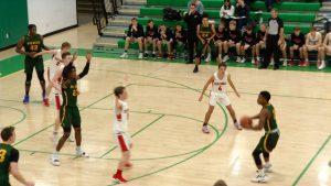 Park Center boys basketball