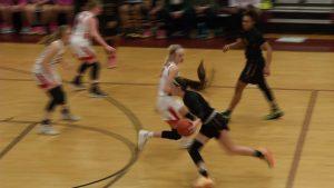 Park Center girls basketball