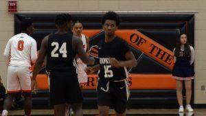 hopkins boys basketball