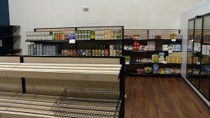 food shelves impact