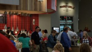 New Hope Hy-Vee Market Grille
