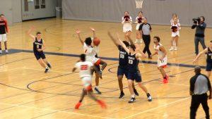Champlin Park Osseo boys basketball