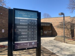 golden valley library