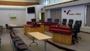 Golden Valley Council Chamber