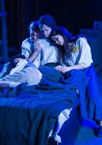 blue water theatre company