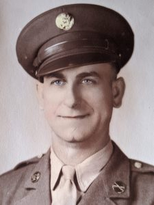Gus Horbal soldier photo