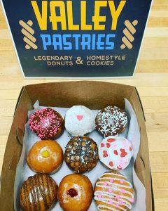 Mother's day doughnut holes