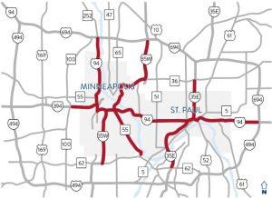 mndot closing roads