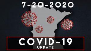 7-20 COVID-19 Update