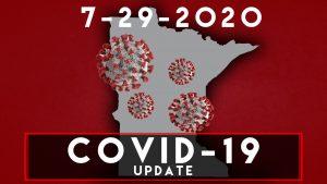 7-29 MN COVID-19 Update