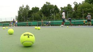 Wayzata tennis camp