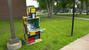 Art Exchange Box