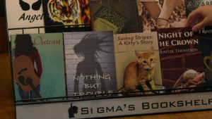 Sigma's Bookshelf