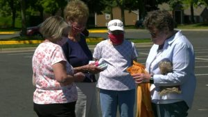 Knitting Grandmas