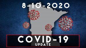 8-10 COVID-19 Update