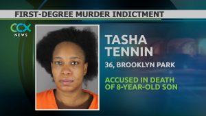 Brooklyn Park mother murder