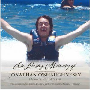 Jonathan O'Shaughnessy