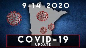 9-14 COVID-19 MN Update
