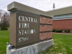 Brooklyn Park Central Fire Station