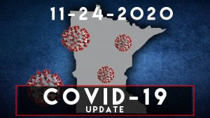 COVID-19 Update Thanksgiving