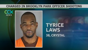 Brooklyn Park Officer Shooting Suspect