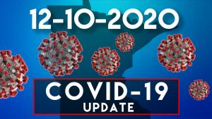 COVID-19 Update 12-10-2020