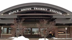 maple grove transit