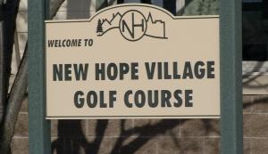 new hope golf