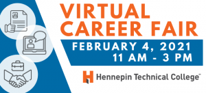 hennepin technical college virtual job fair