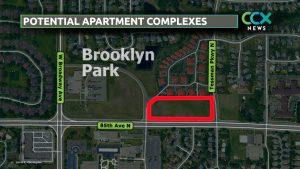 potential apartment complexes