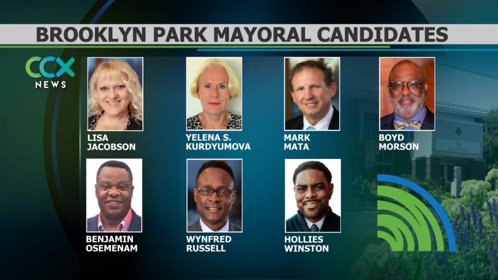 brooklyn park mayoral candidates