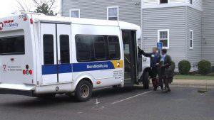 Metro Mobility bus service