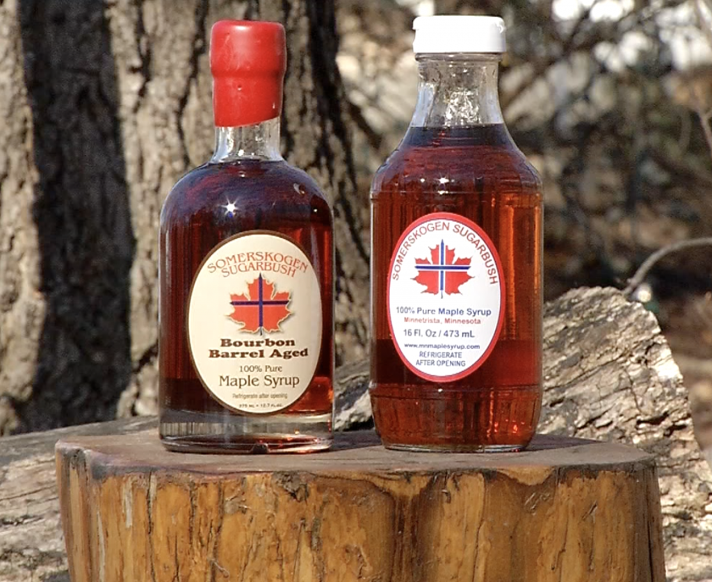 Somerskogen Sugarbush Maple Syrup